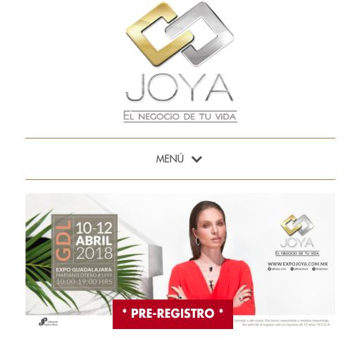 df70313aded2 La exposición de Joya brillará en Guadalajara - Consejo de Cámaras ...
